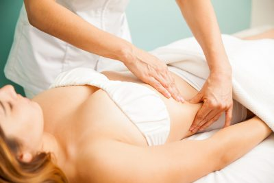 Lymphdrainage Massage